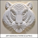 The Positively Impressive Paper Sculpting Of Jeff Nishinaka.