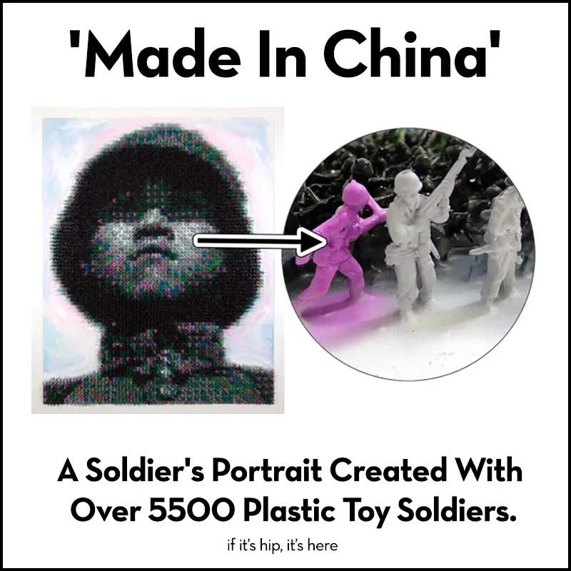 joe black's made in china