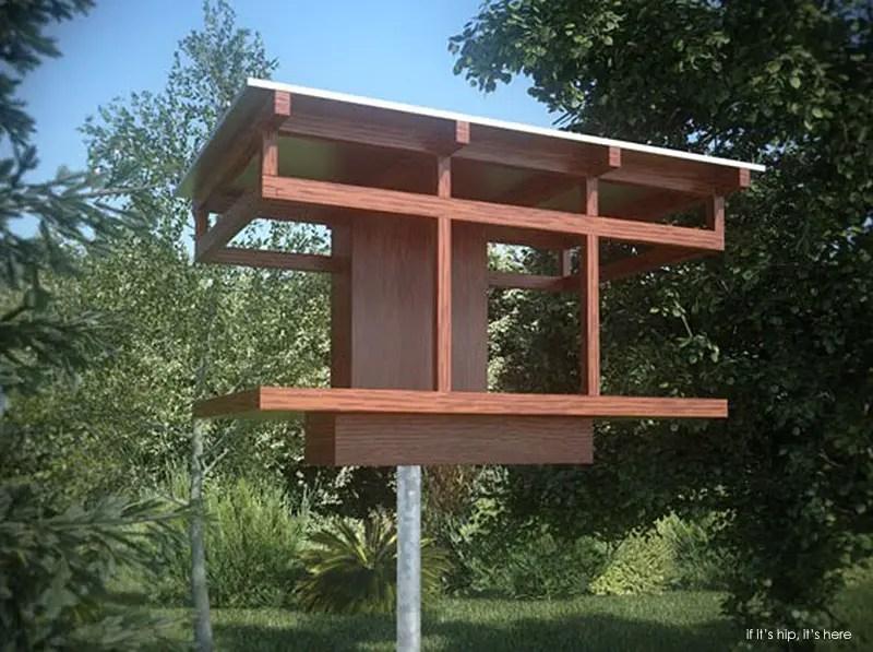 Neoshed birdhouses hero IHIH