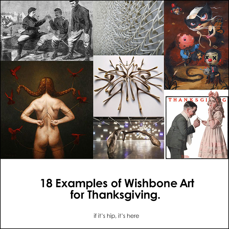Works of Art Inspired By The Wishbone