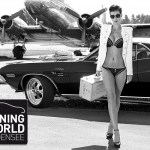 Hot Chicks and Cool Cars. The 2013 Miss Tuning World Calendar from Bodensee.