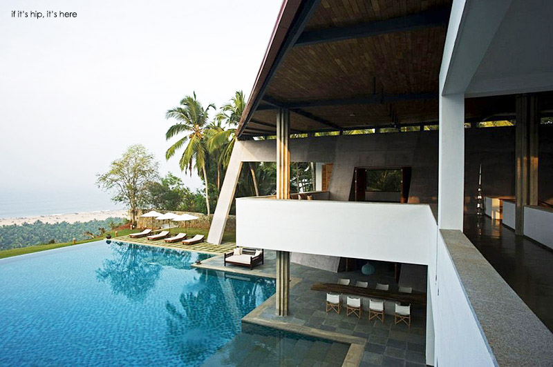 Modern Luxury home in india by Khosla Associates
