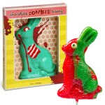 Zombie Easter Bunny and Zombie Bunny Lollipops.