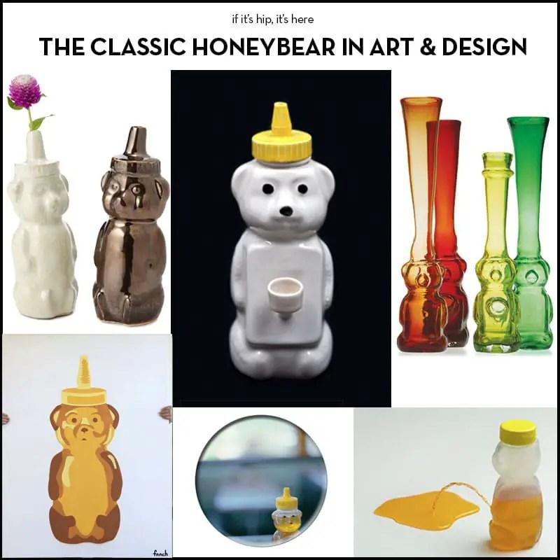 honeybear in art and design