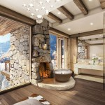 180 Degrees from Average. 51 Degrees, A New Luxury Home Development In the Swiss Alps.