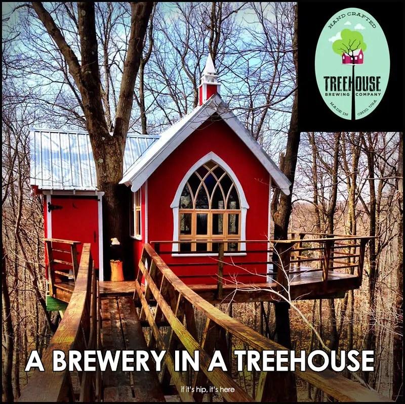 pete nelson s tree houses. It\u0027s A Treehouse. Brewery. The Treehouse Brewing Company. Pete Nelson S Tree Houses P