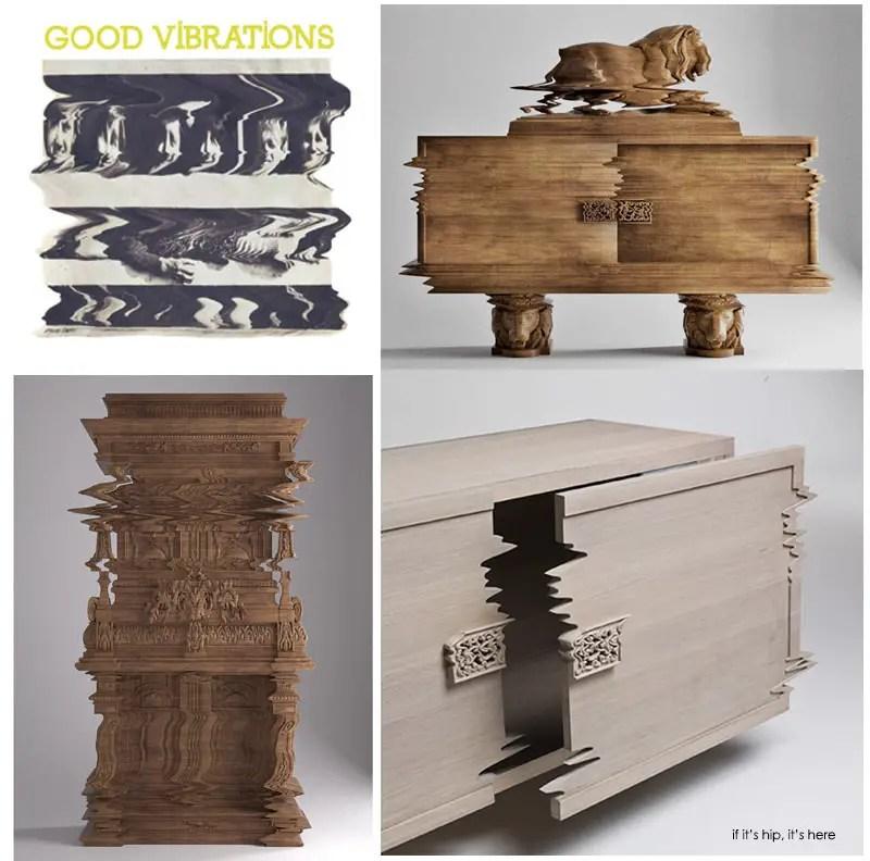Distorted Furniture studio Lavani