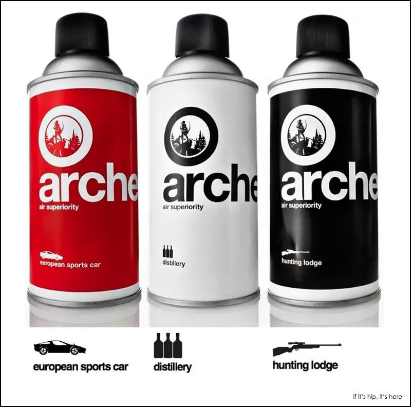 Archer Air Superiority Air Fresheners