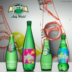 Perrier By Warhol. New 2013 Andy Warhol Inspired Limited Edition Perrier Bottles.