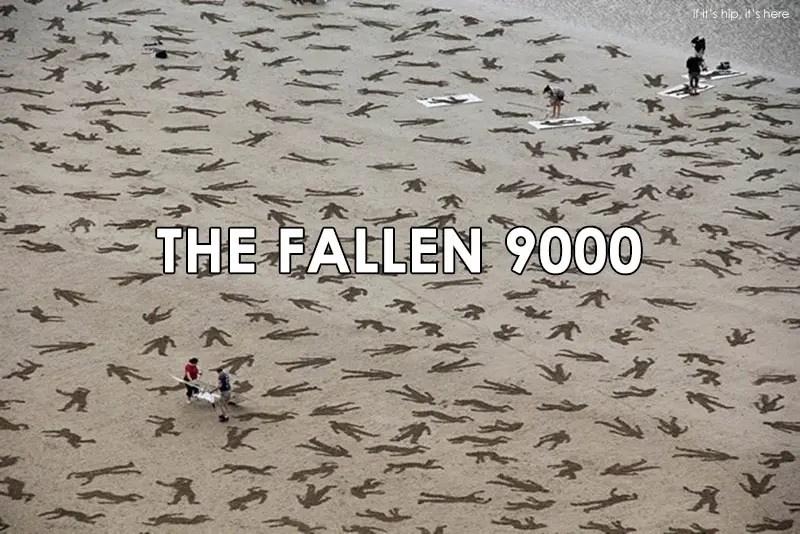 the fallen 9000