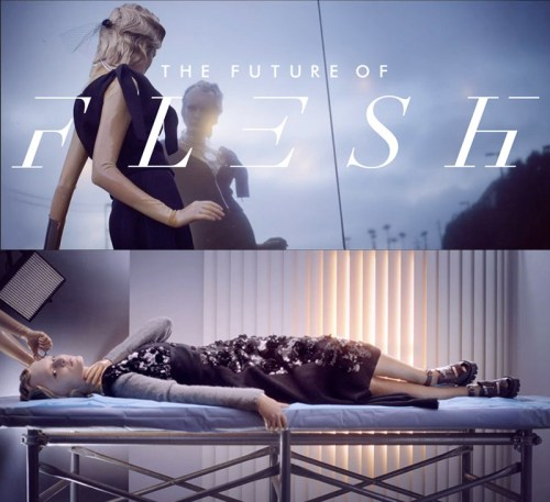 Read more about the article Creepy Space Age Film for Prada: The Future Of Flesh Directed by Luke Gilford