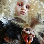 Haunting Taxidermy Doll Sculptures by Stefanie Vega Make The Perfect Halloween Post.