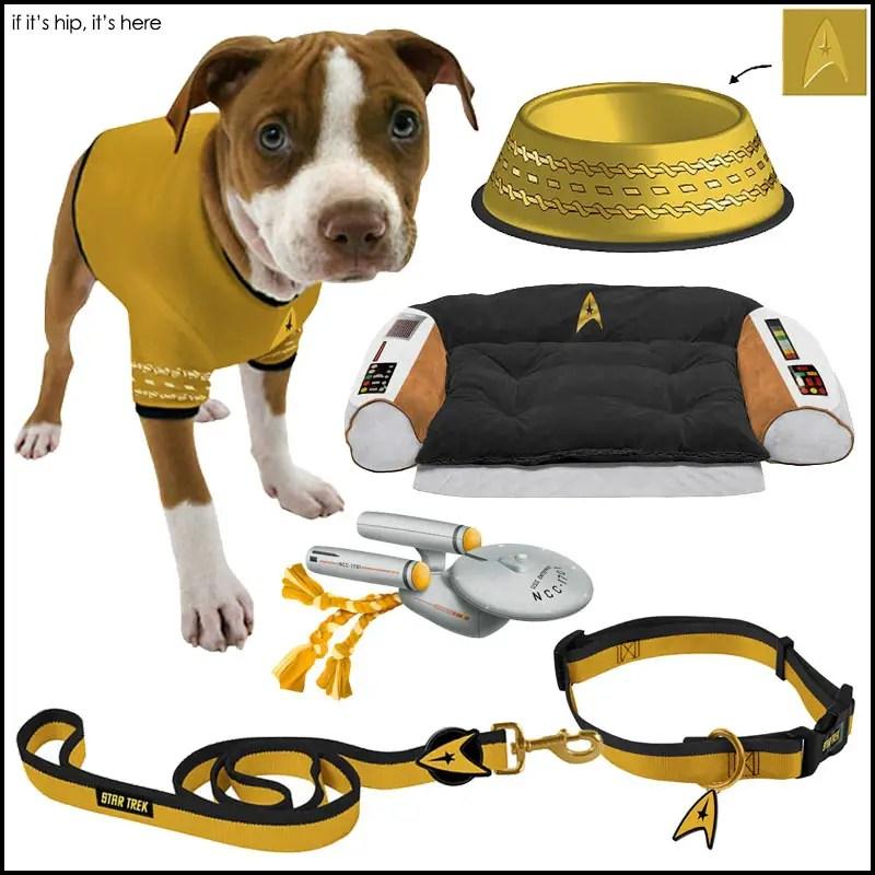 Star Trek Dog Stuff