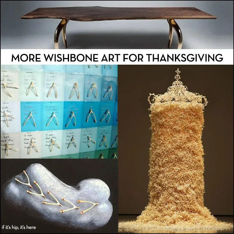 more wishbone art for thanksgiving