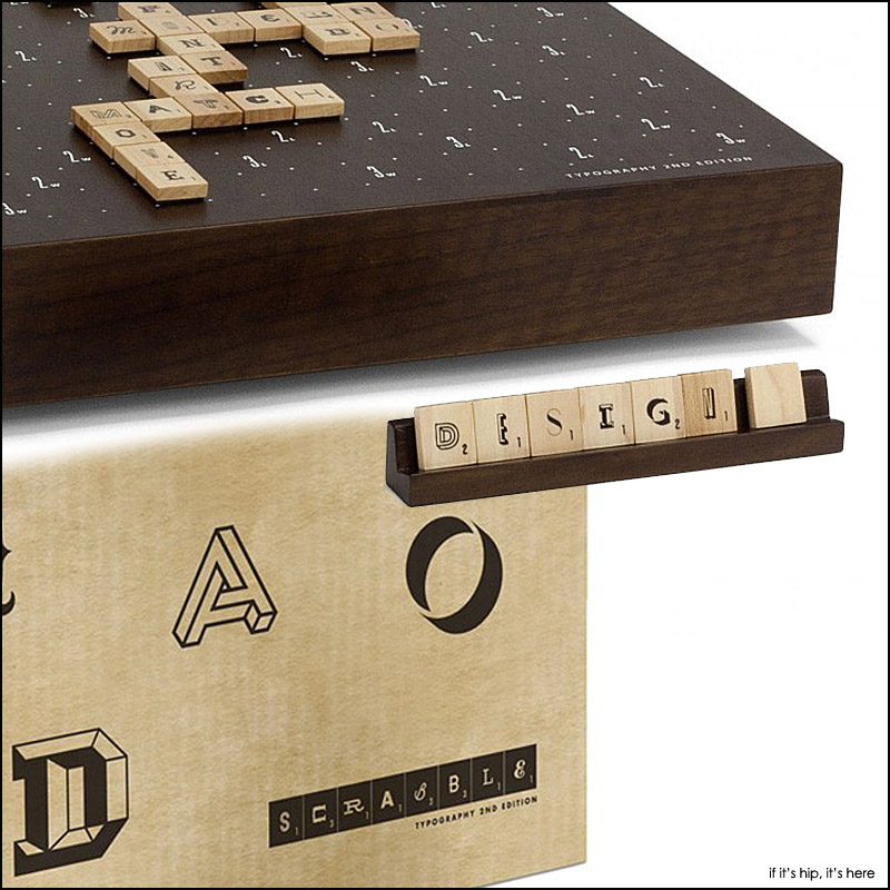 Scrabble Typography 2nd Edition