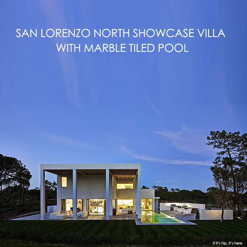 San Lorenzo North showcase villa