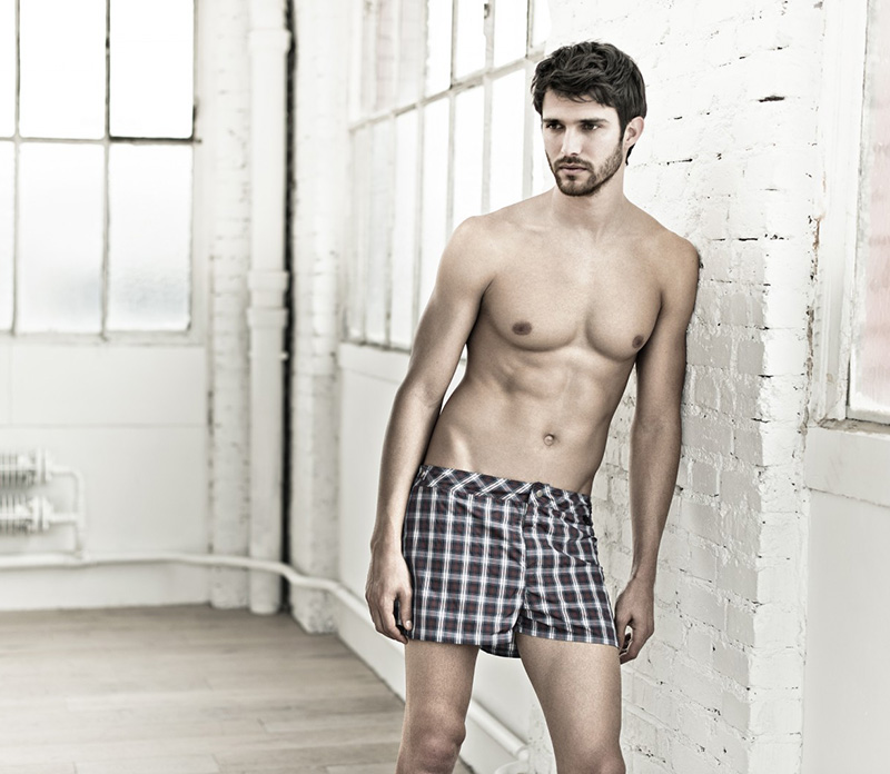 HOM's 2014 Collection for Men