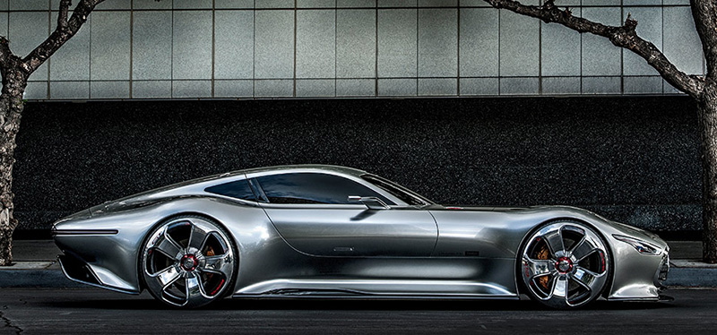 Mercedes Benz Designs A Wicked Car Inspired By A Video