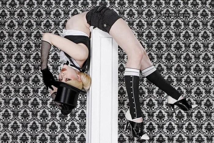 contortionist Julia Gunthel