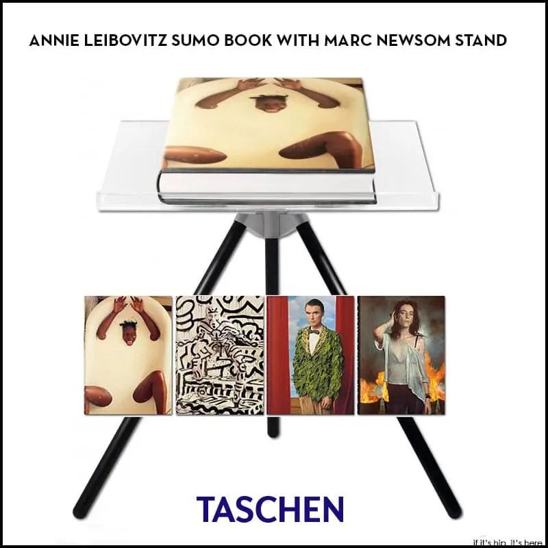 TASCHEN ANNIE LEIBOVITZ SUMO BOOK