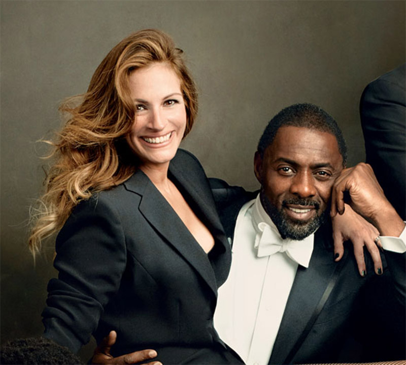 julia roberts Idris Elba 2014 vanity fair
