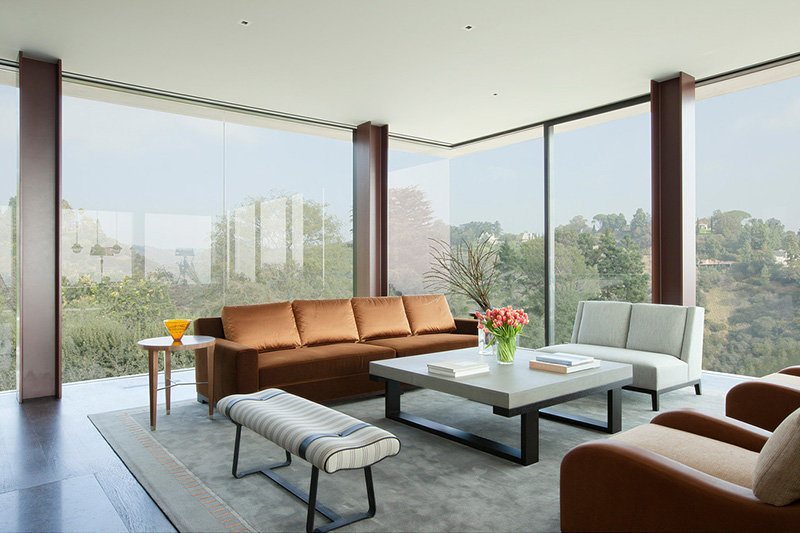 Modern luxury living the architecture interior design - Balance in interior design ...