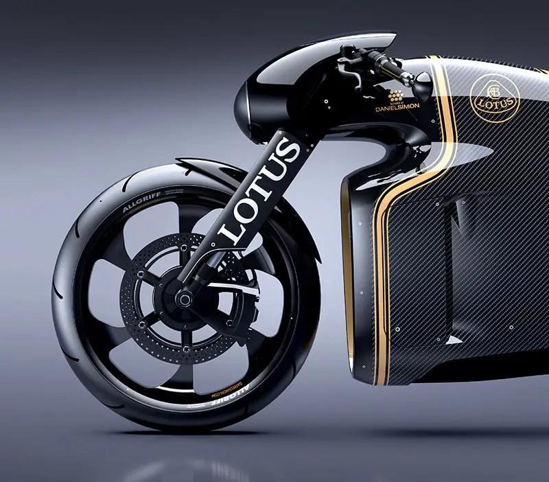 Lotus C-01 limited edition