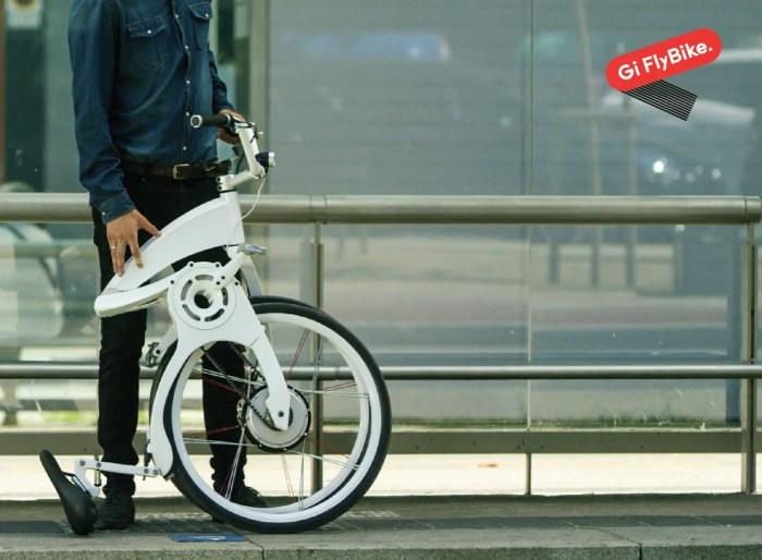 The Gi Flybike