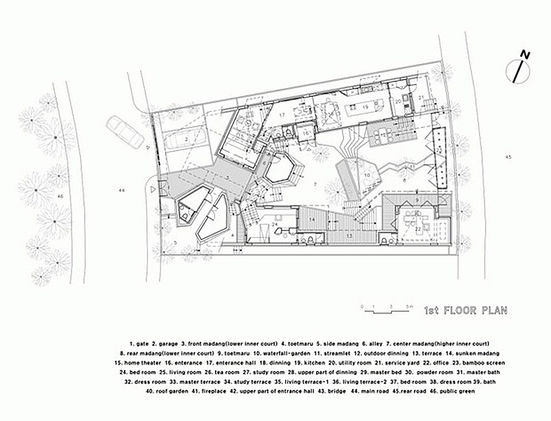 Ga-On-Jai-House-IROJE-KHM floor plan1 IIHIH