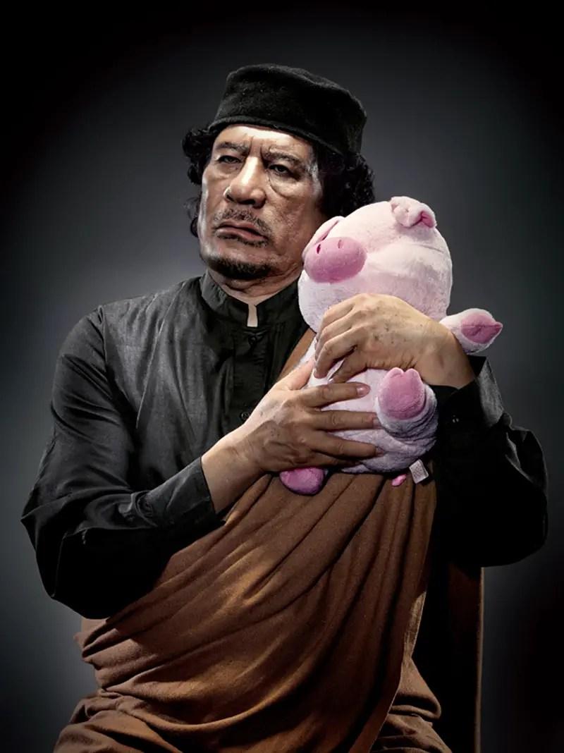 Khadafi and piggie IIHIH