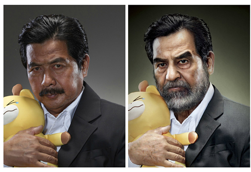 making saddam