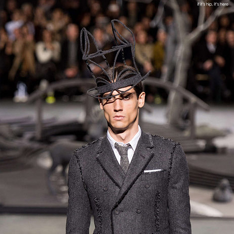 thom browne FW mens hats 17 IIHIH