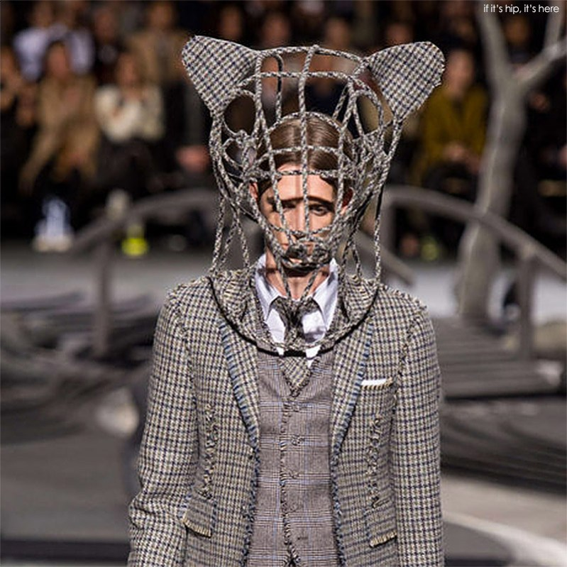 thom browne FW mens hats 8 IIHIH