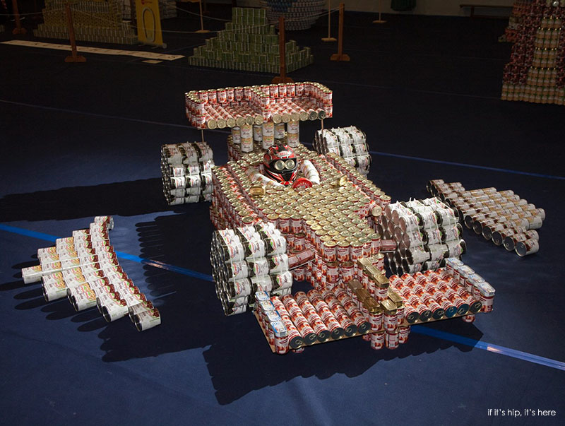 Canstruction Peoples Favorite 2013-2014 portugal