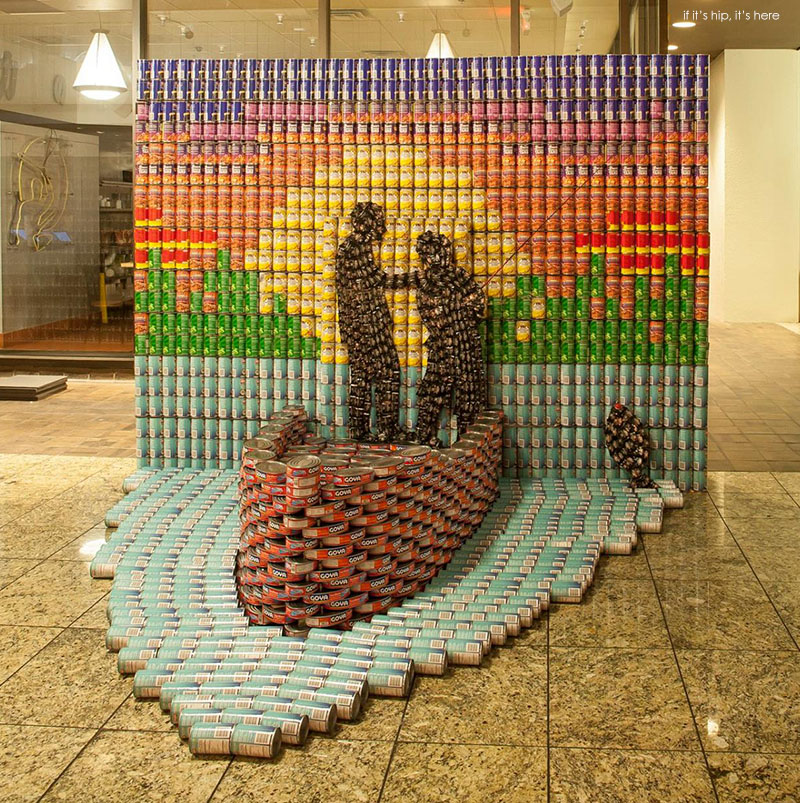Canstruction best use of lables 2013-2014