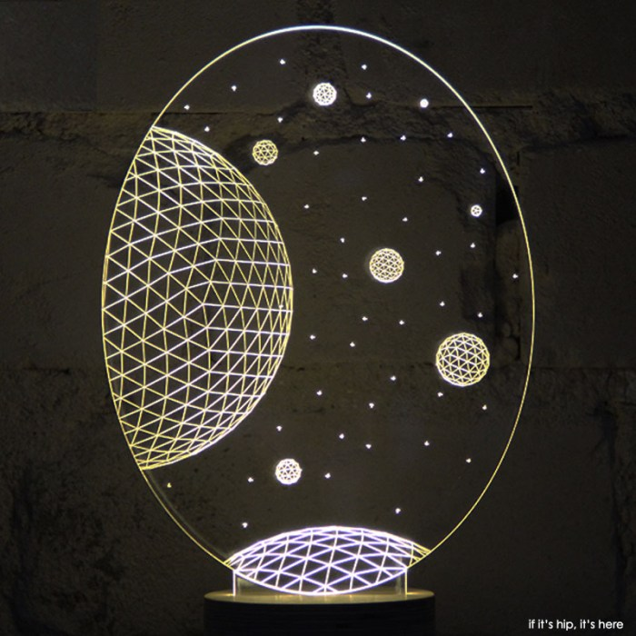 Galaxy LED lamp IIHIH