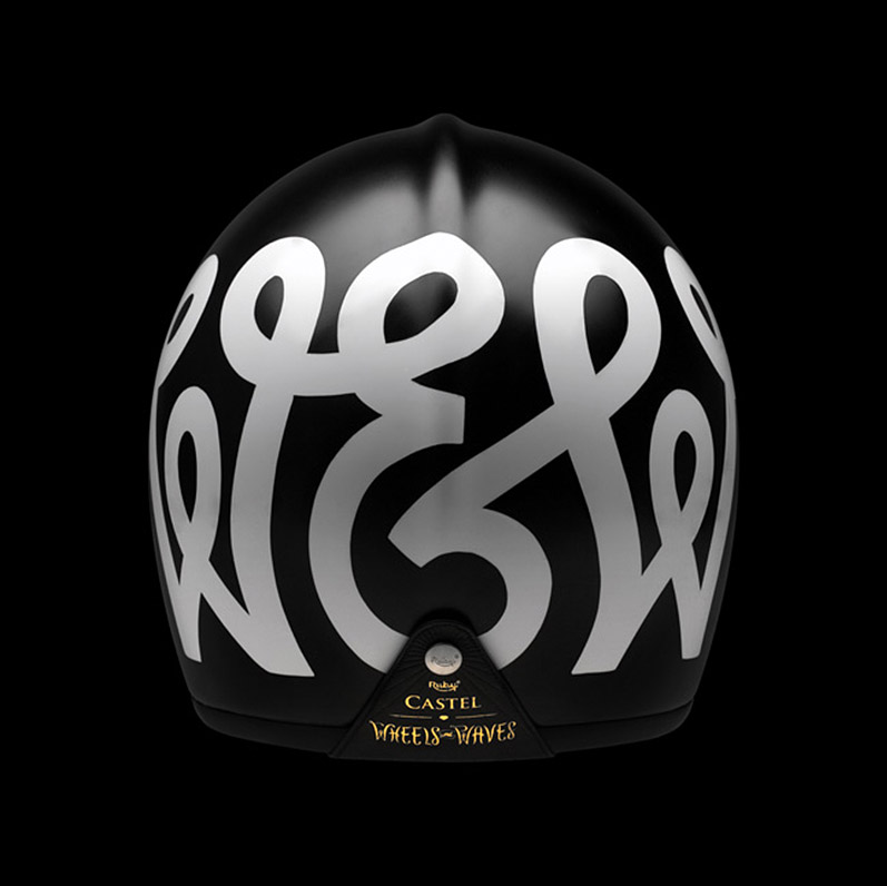 Ruby Wheels and waves helmet 1CHRONIQUE IIHIH