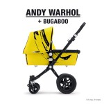 Bugaboo + Andy Warhol For The Pop Art-Loving Baby