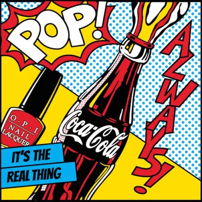 coca-cola-opi-pop art event