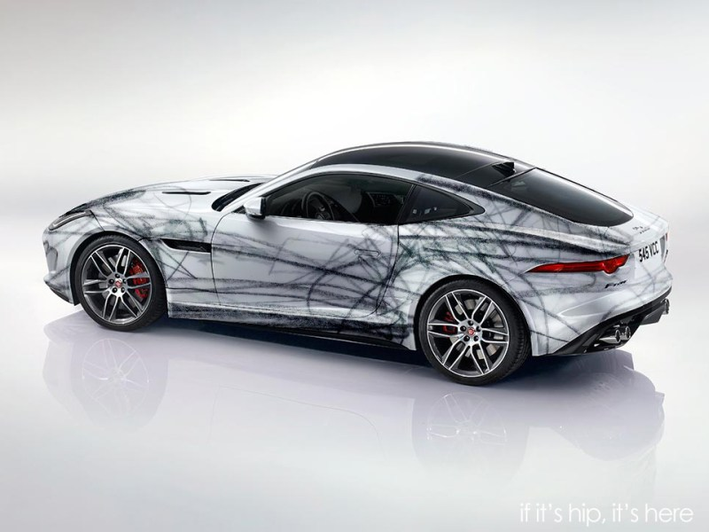 jaguar untamed creativity winning design IIHIH