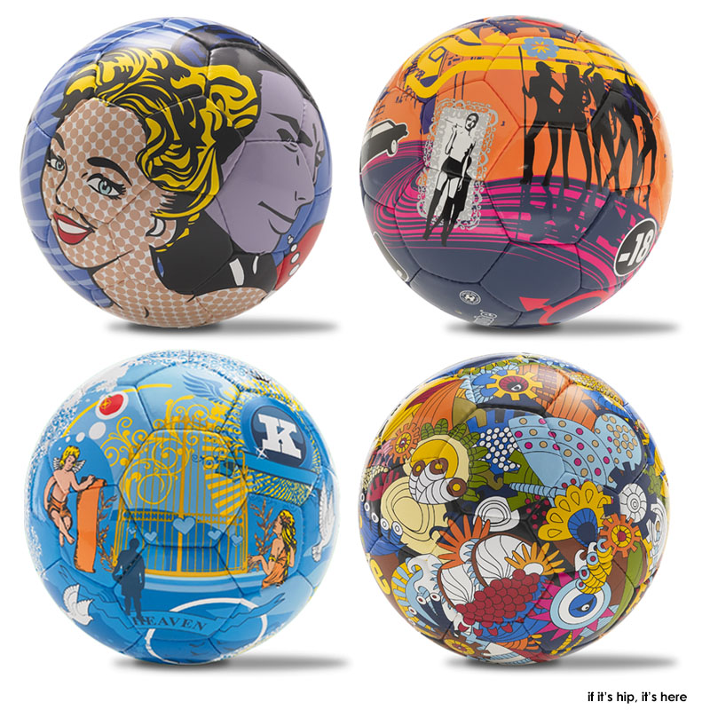 Kube collector balls