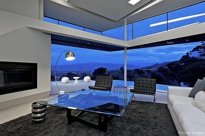 Mulholland modern Home