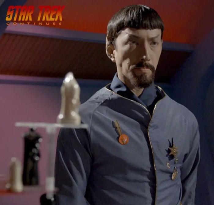 Star Trek Continues spock IIHIH
