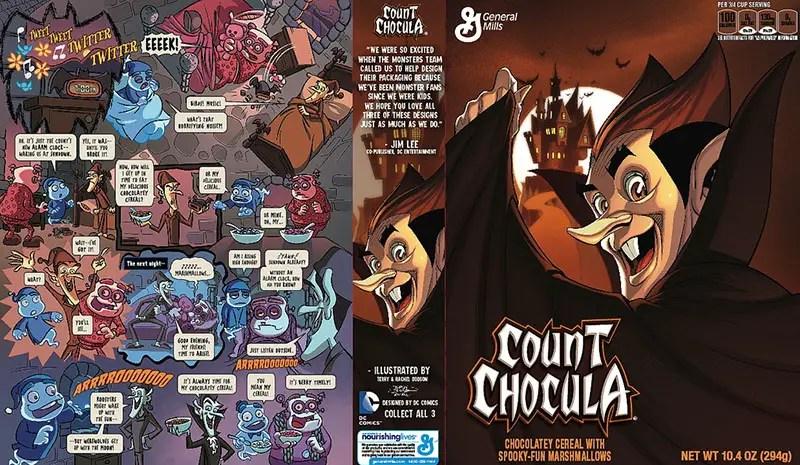 count chocula new box design IIHIH