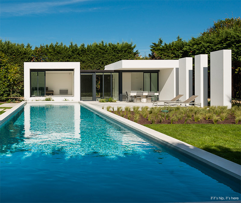 modern pool house in basque country by atelier dc and architects marso6 if it 39 s hip it 39 s here. Black Bedroom Furniture Sets. Home Design Ideas