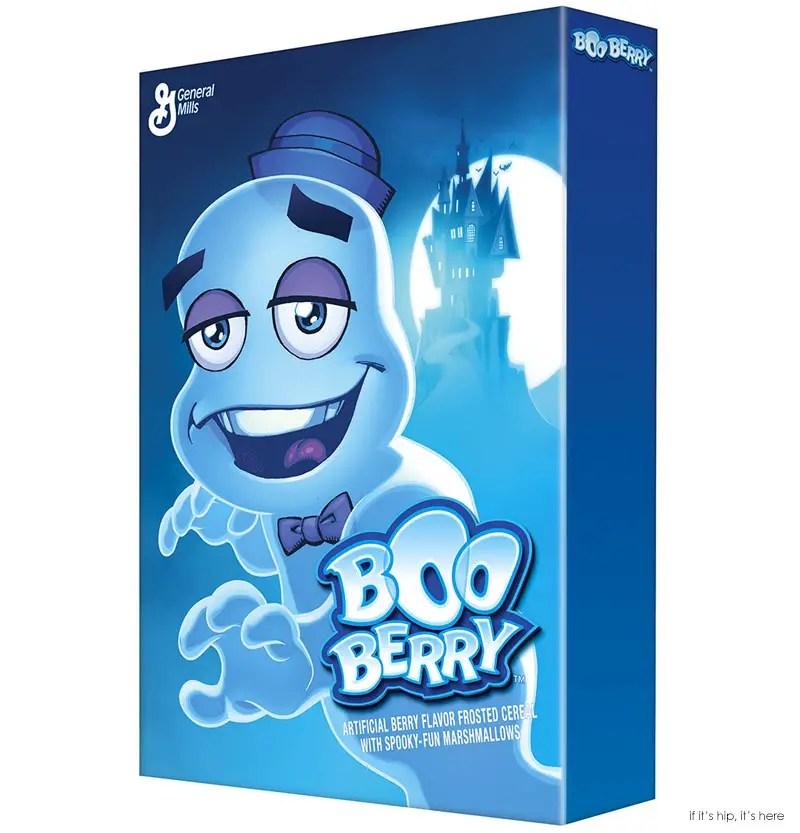 new Booberry box IIHIH