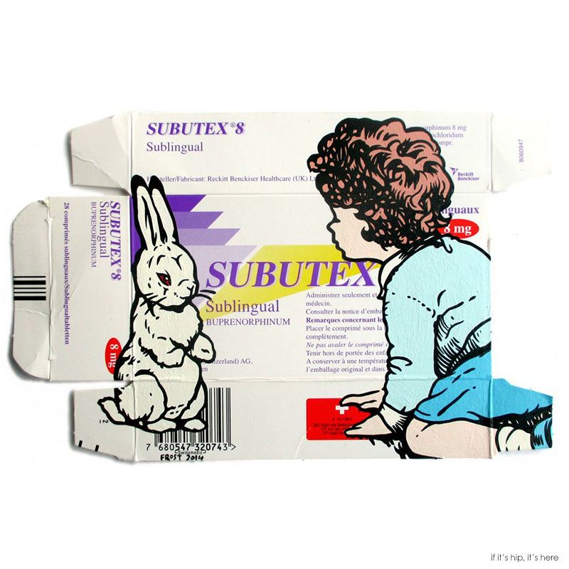 subutex bunny and chold ben frost IIHIH