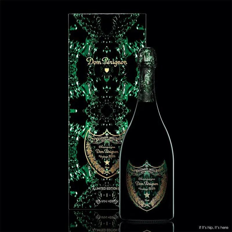 DP iris van herpen bottle and box IIHIH