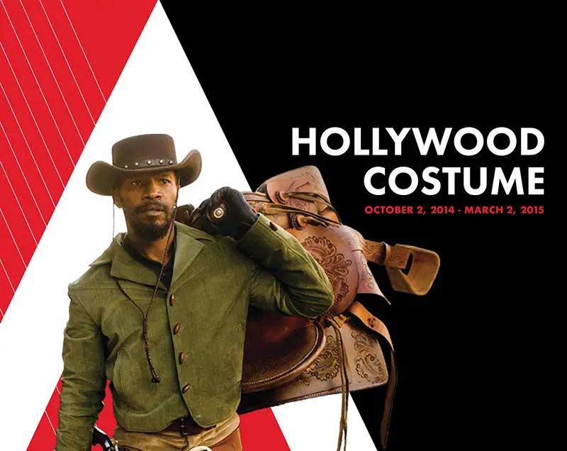sneak peek at the Hollywood Costume exhibit