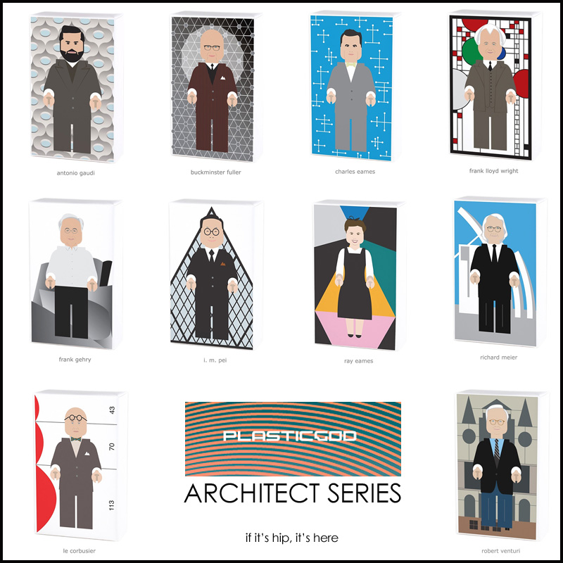 Architect Collection by Plasticgod